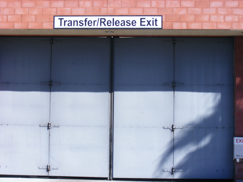 Transfer Release Exit Clark County Detention Center
