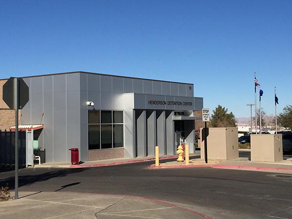 Henderson Nevada Detention Center